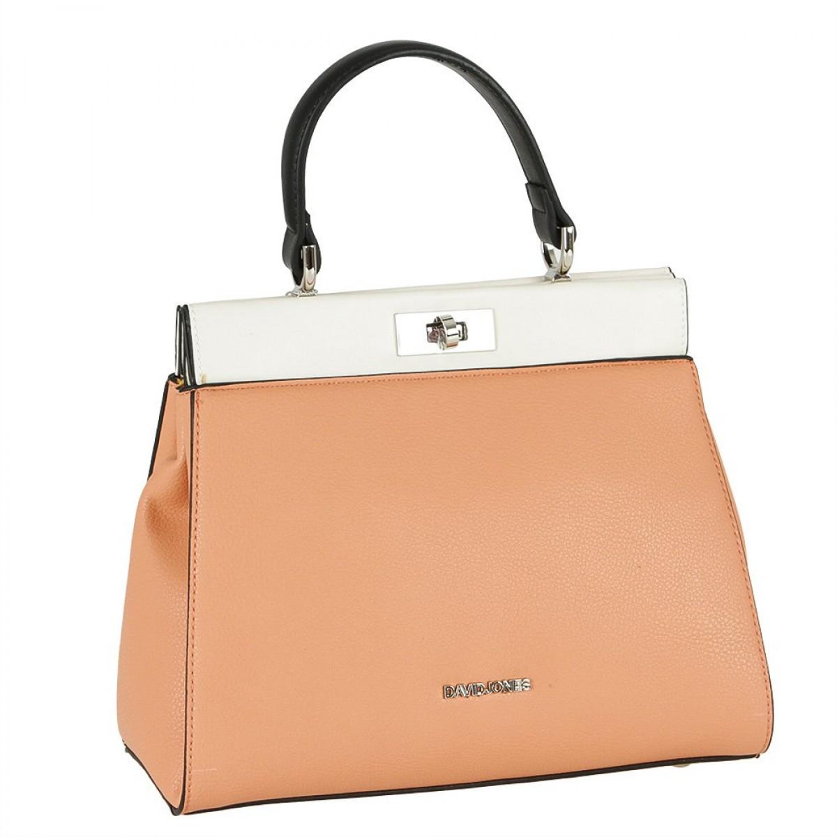 Жіноча сумка David Jones 6310-1 CORAL