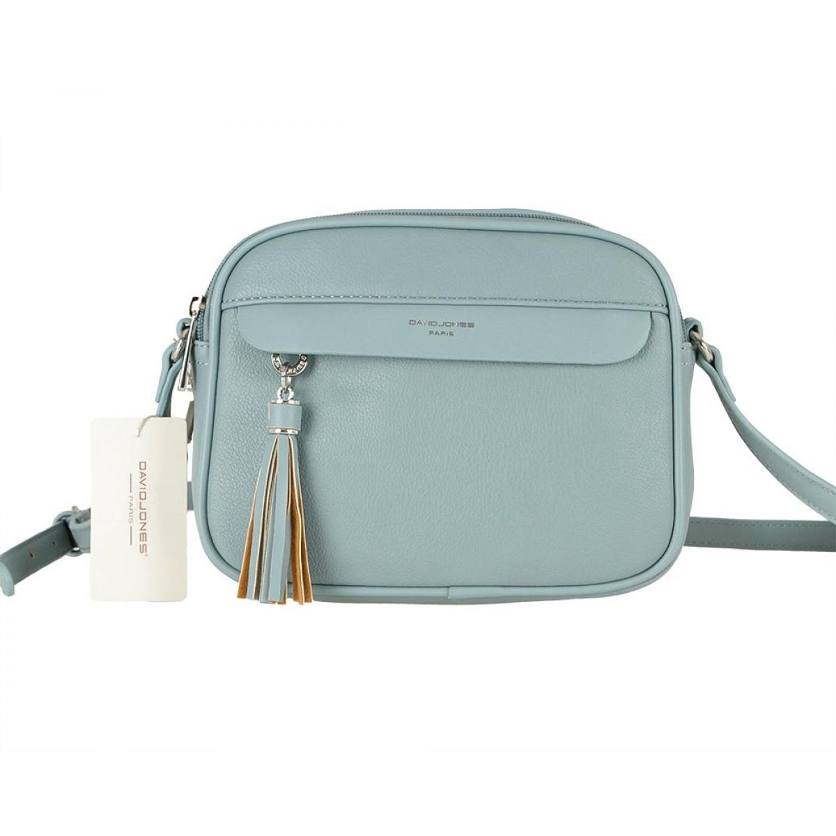 Жіноча сумка David Jones 6313-1 L.BLUE