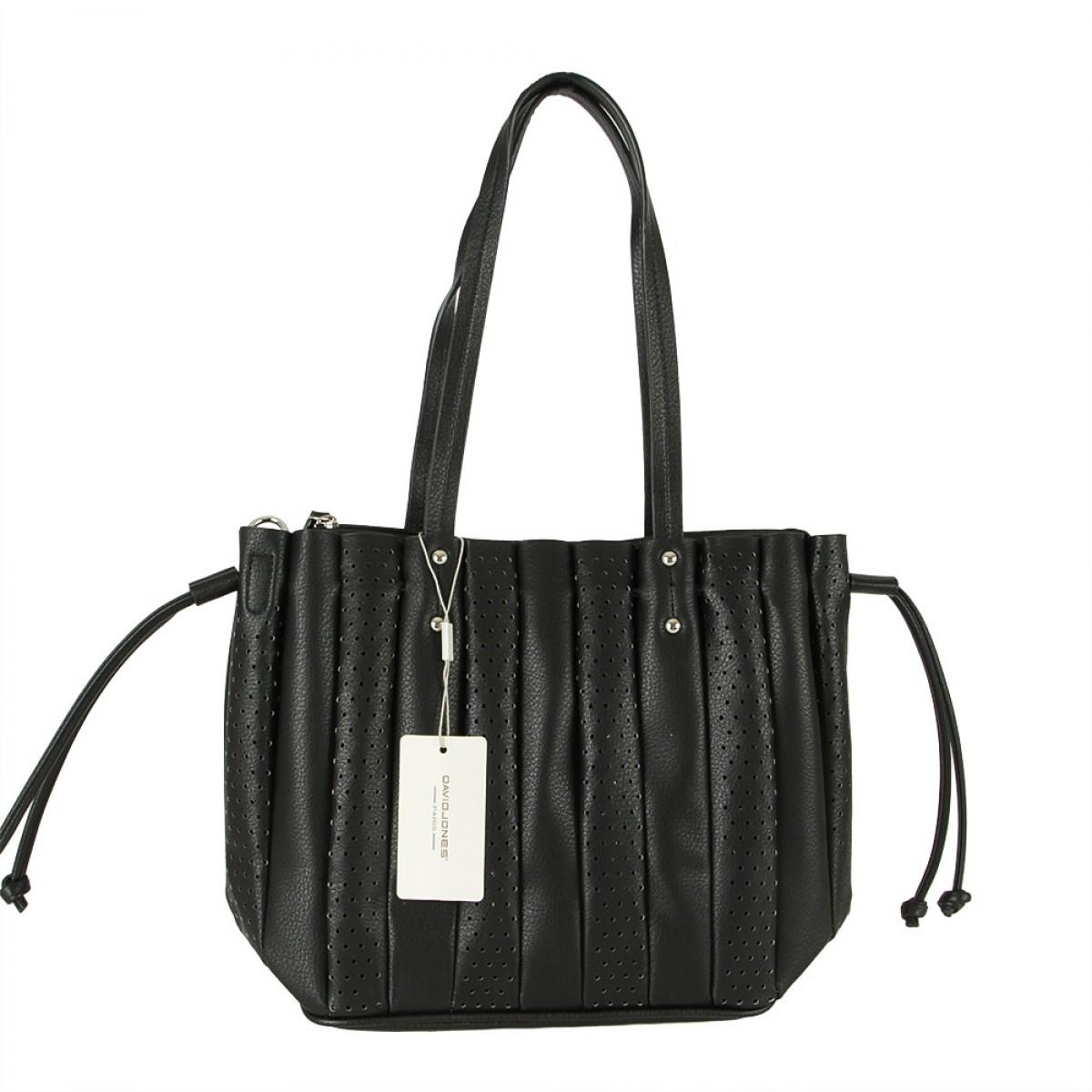 Жіноча сумка David Jones 6316-2 BLACK