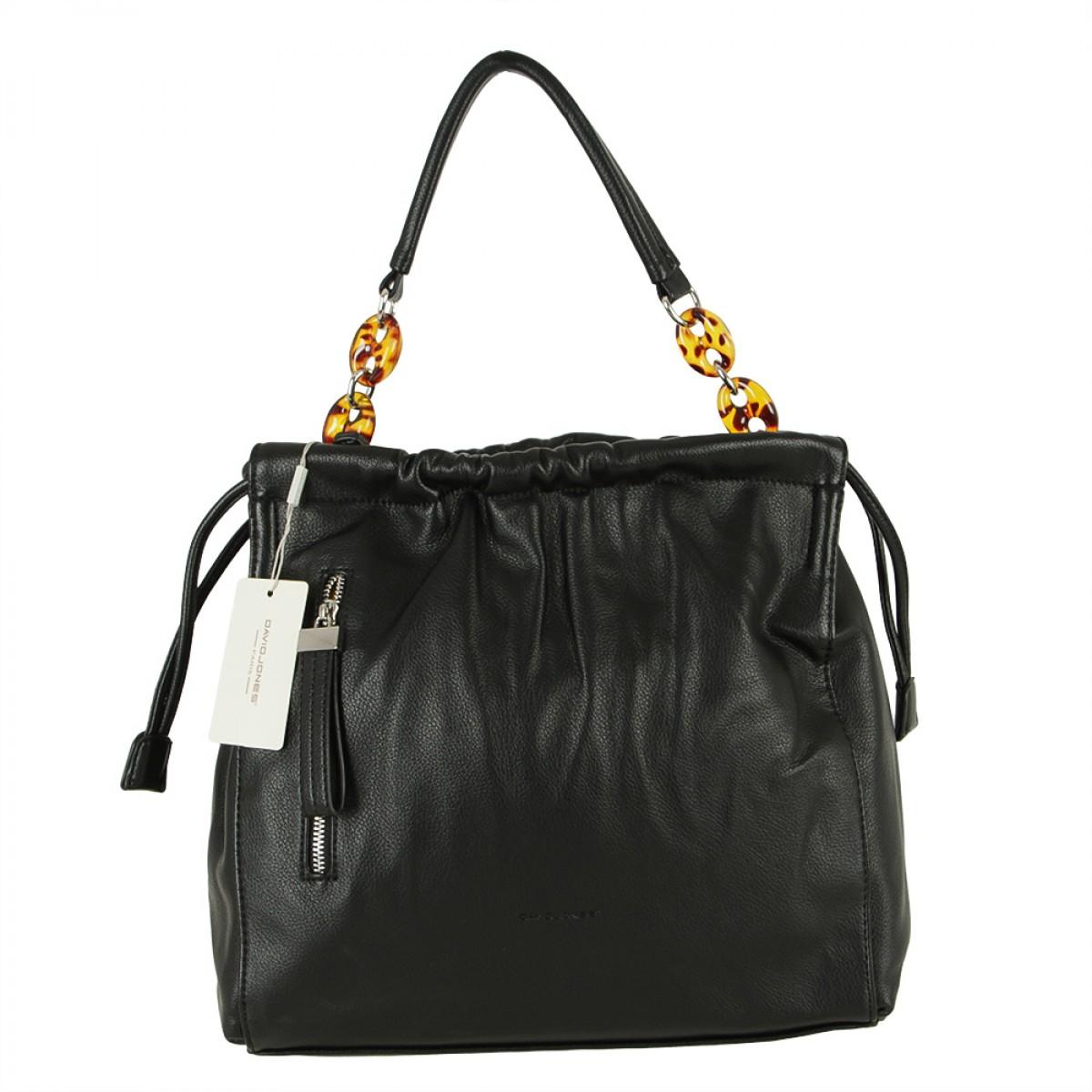 Жіноча сумка David Jones 6319-3 BLACK
