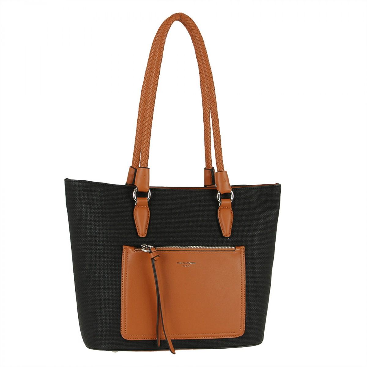 Жіноча сумка David Jones 6320-2 BLACK