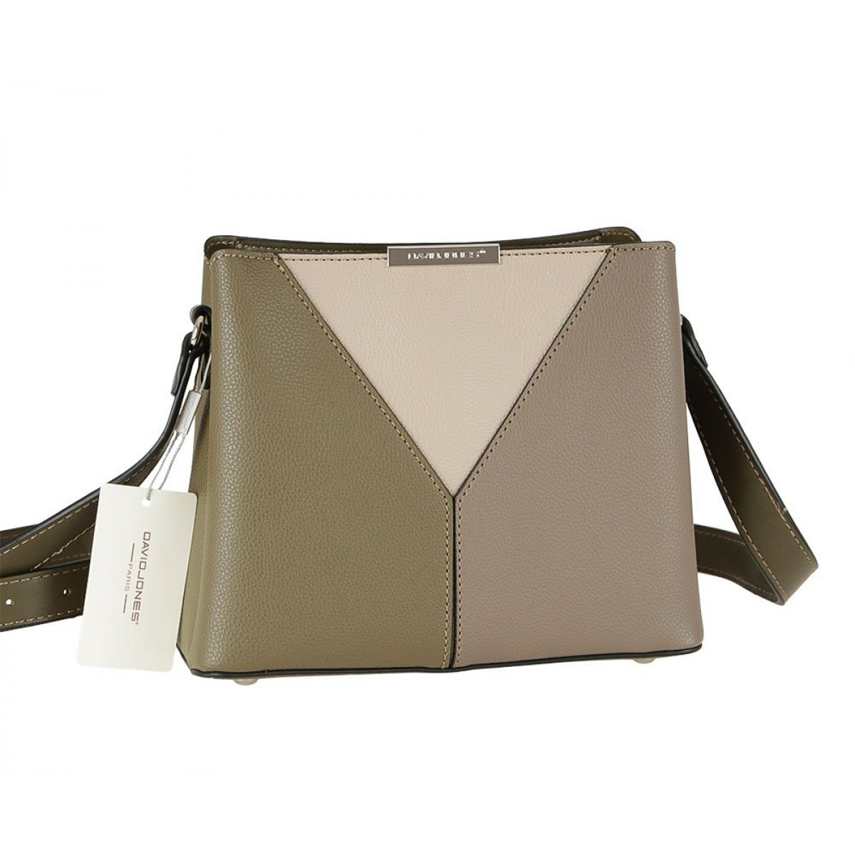 Жіноча сумка David Jones 6401-1 VERT