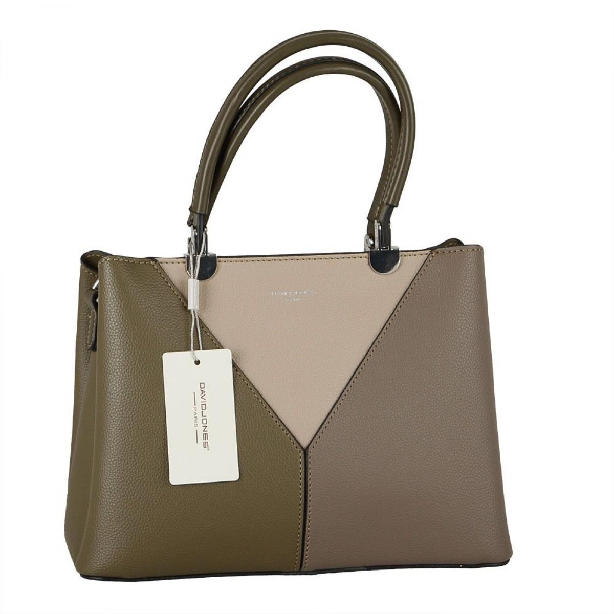 Жіноча сумка David Jones 6401-2 VERT