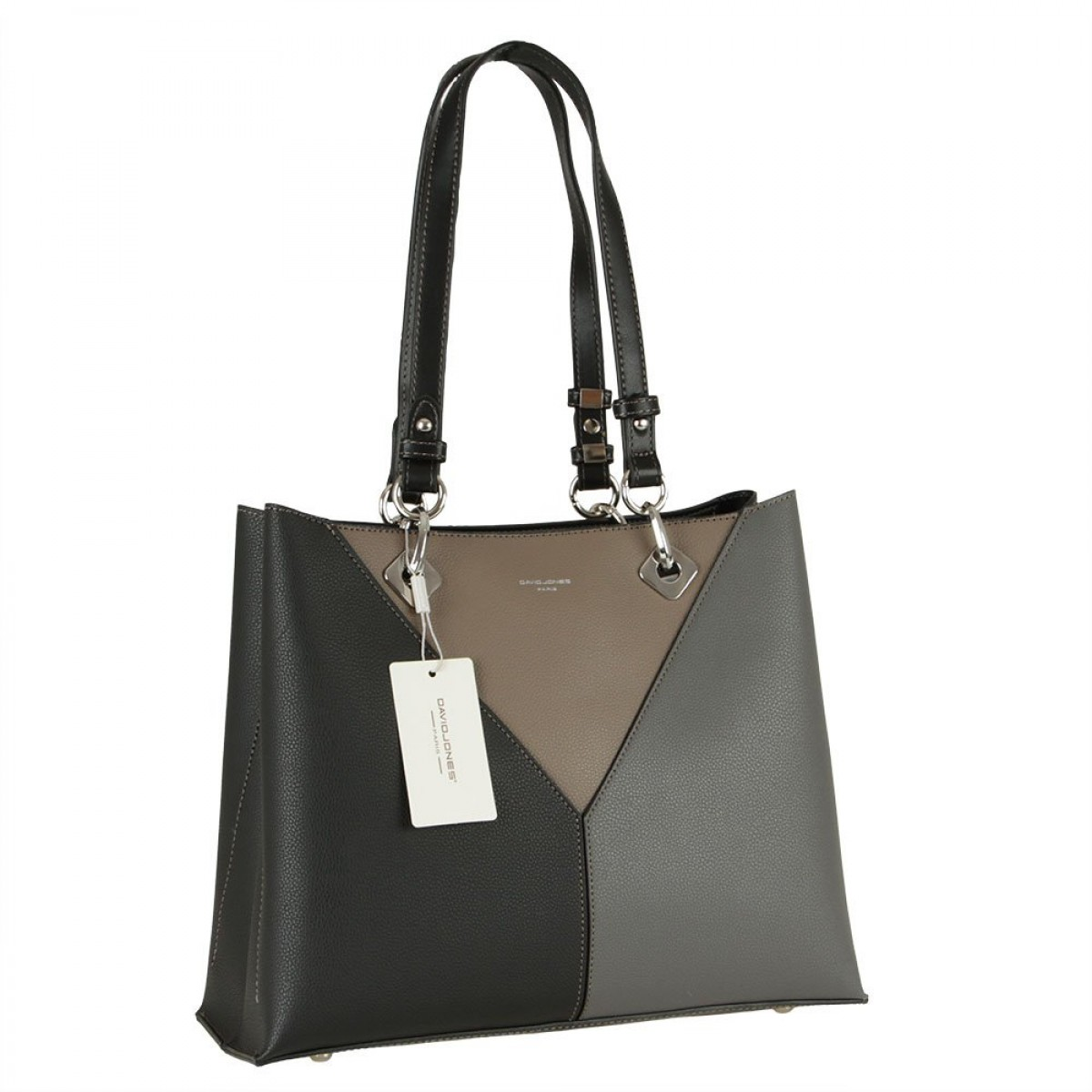 Жіноча сумка David Jones 6401-3 BLACK