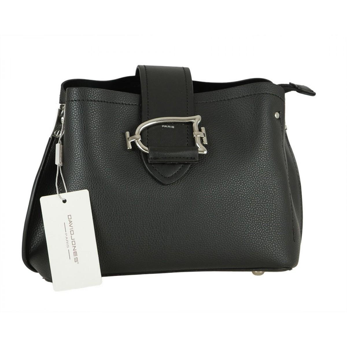 Жіноча сумка David Jones 6403-1 BLACK