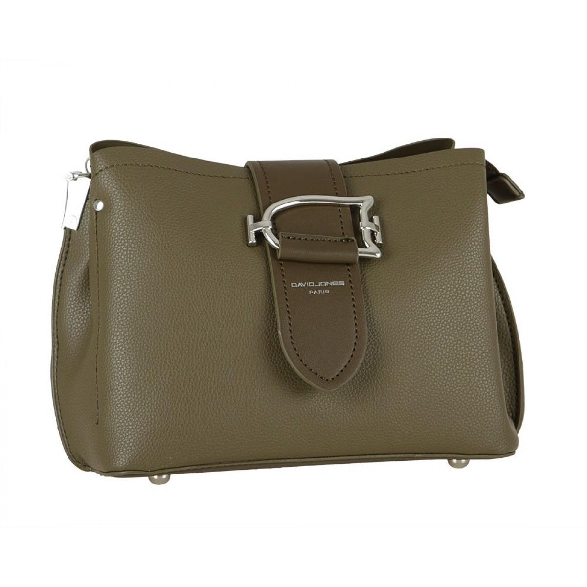 Жіноча сумка David Jones 6403-1 VERT