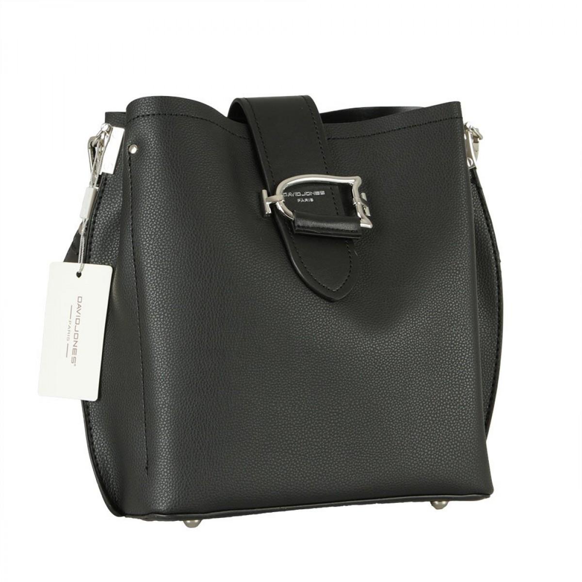 Жіноча сумка David Jones 6403-2 BLACK