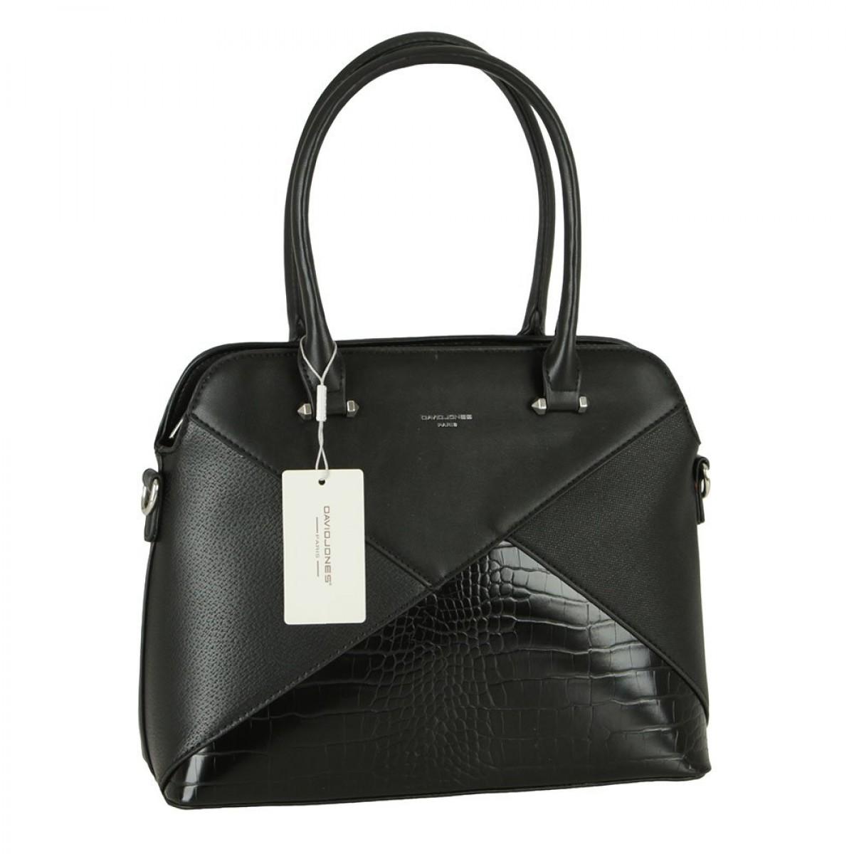 Жіноча сумка David Jones 6406-4 BLACK
