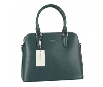 Жіноча сумка David Jones 6407-2 PEACOCK BLUE