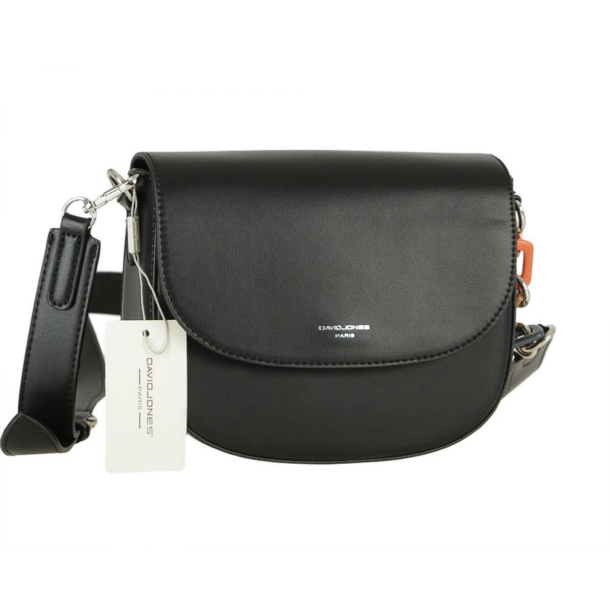 Жіноча сумка David Jones 6408-1 BLACK