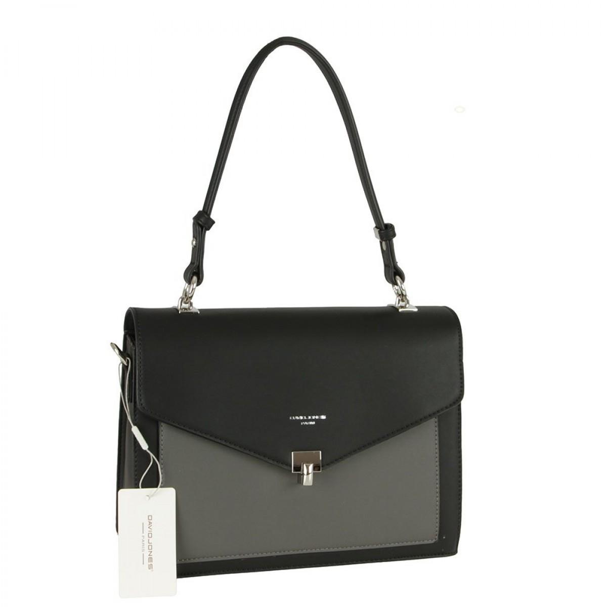 Жіноча сумка David Jones 6409-2 BLACK