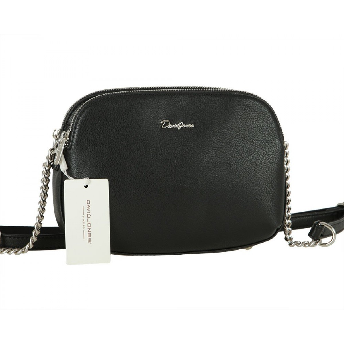 Жіноча сумка David Jones 6412-2 BLACK