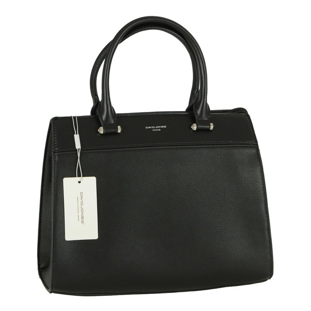Жіноча сумка David Jones 6413-2 BLACK