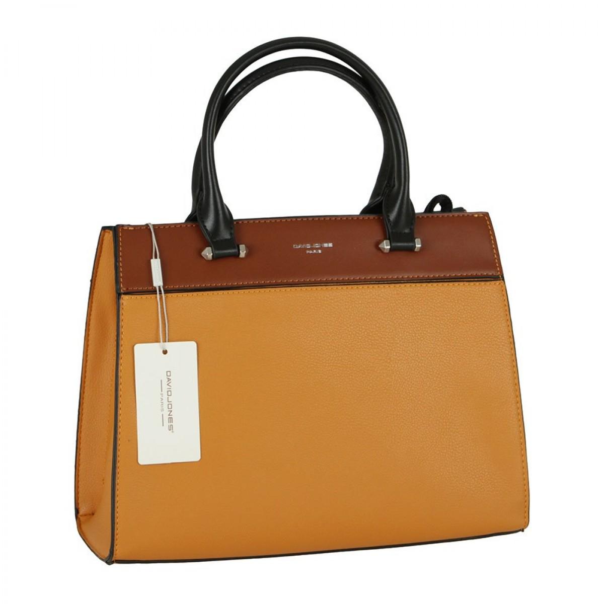 Жіноча сумка David Jones 6413-2 YELLOW
