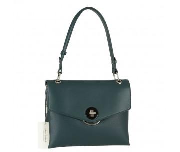 Жіноча сумка David Jones 6414-2 PEACOCK BLUE