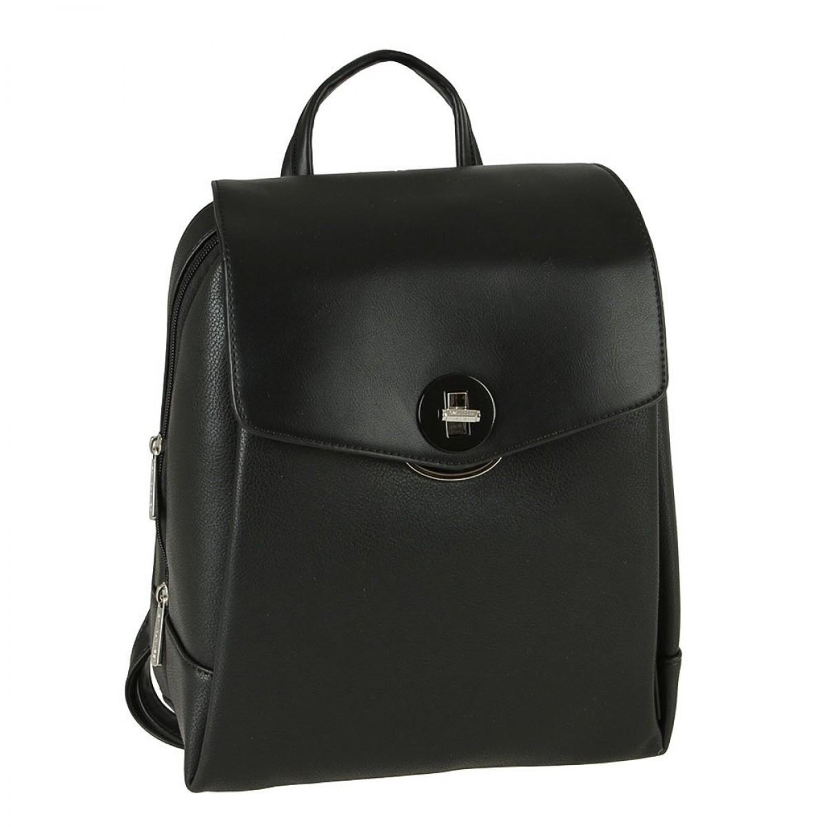 Жіночий рюкзак David Jones 6414-3 BLACK