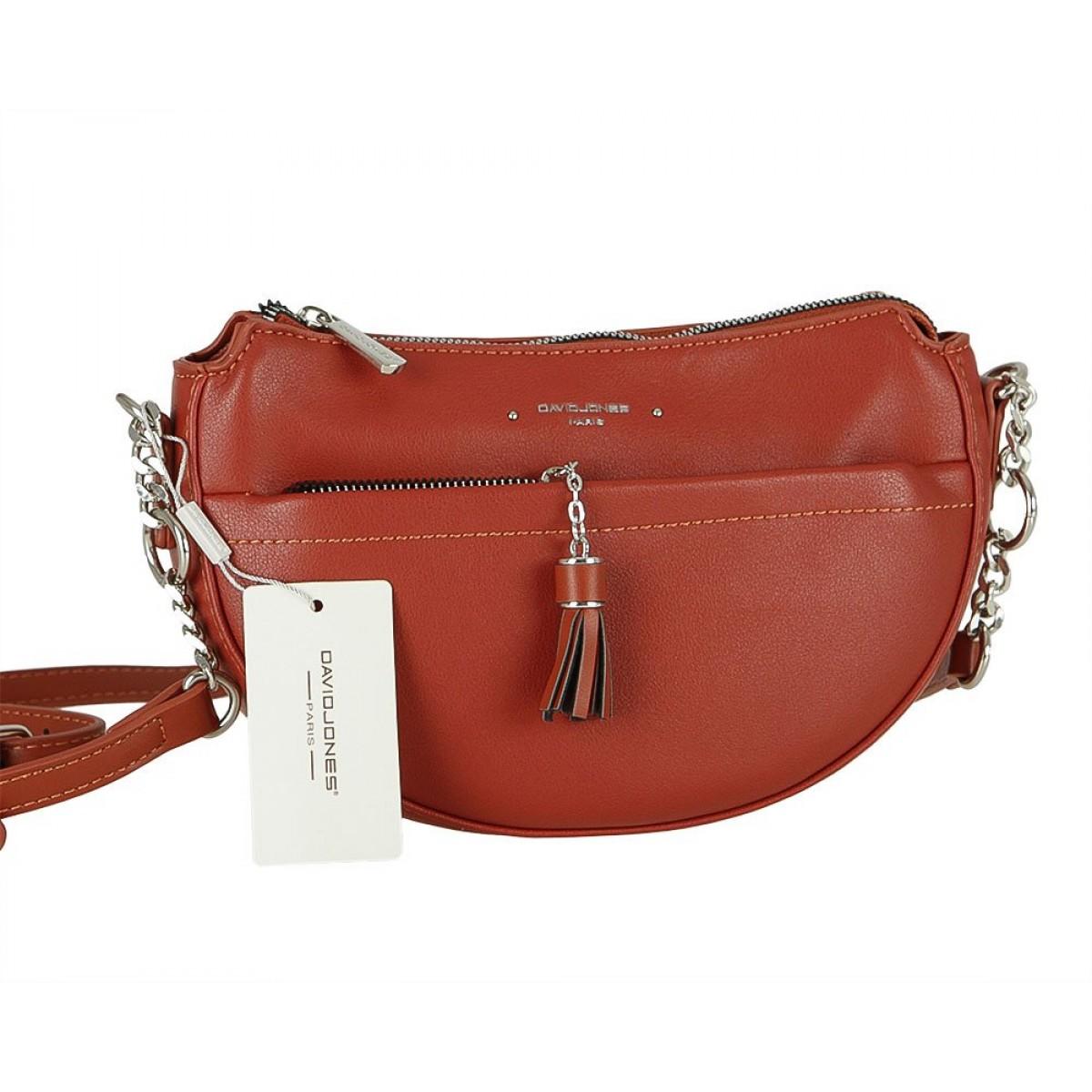 Жіноча сумка David Jones 6415-2 SIENNA