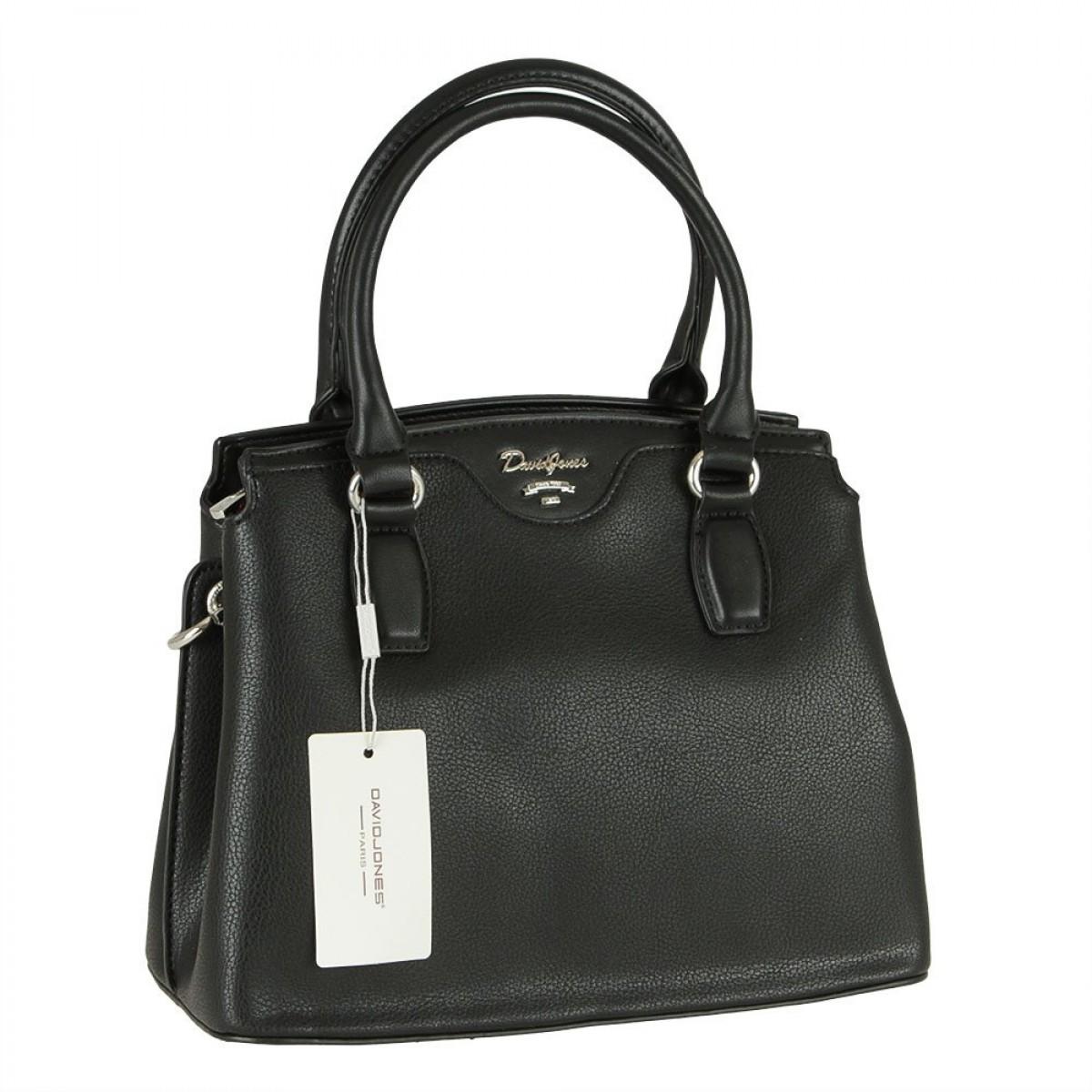 Жіноча сумка David Jones 6416-1 BLACK