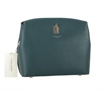 Жіноча сумка David Jones 6419-1 PEACOCK BLUE