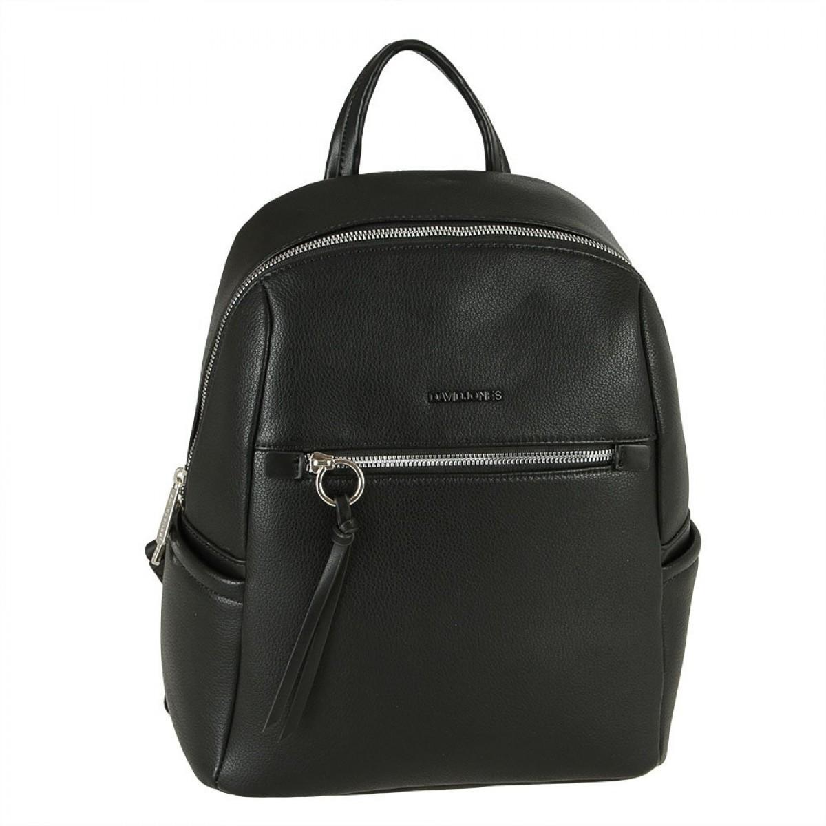 Жіночий рюкзак David Jones 6422-2 BLACK