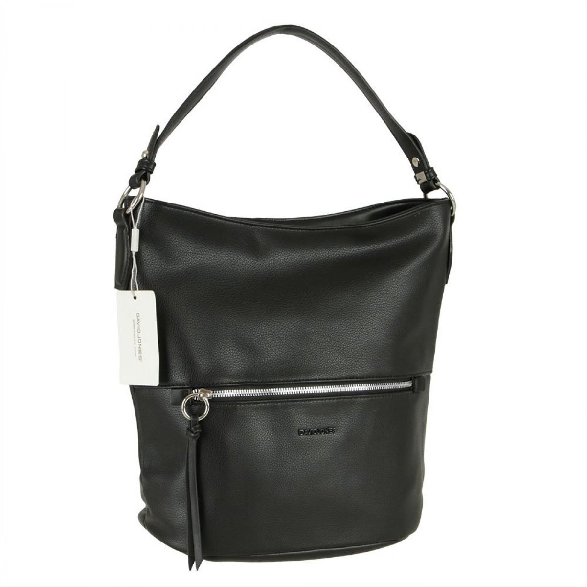 Жіноча сумка David Jones 6422-1 BLACK