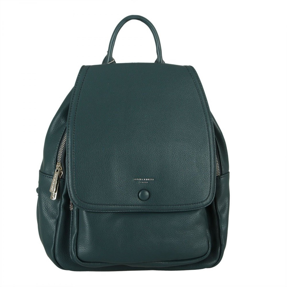 Жіночий рюкзак David Jones 6428-2 PEACOCK BLUE