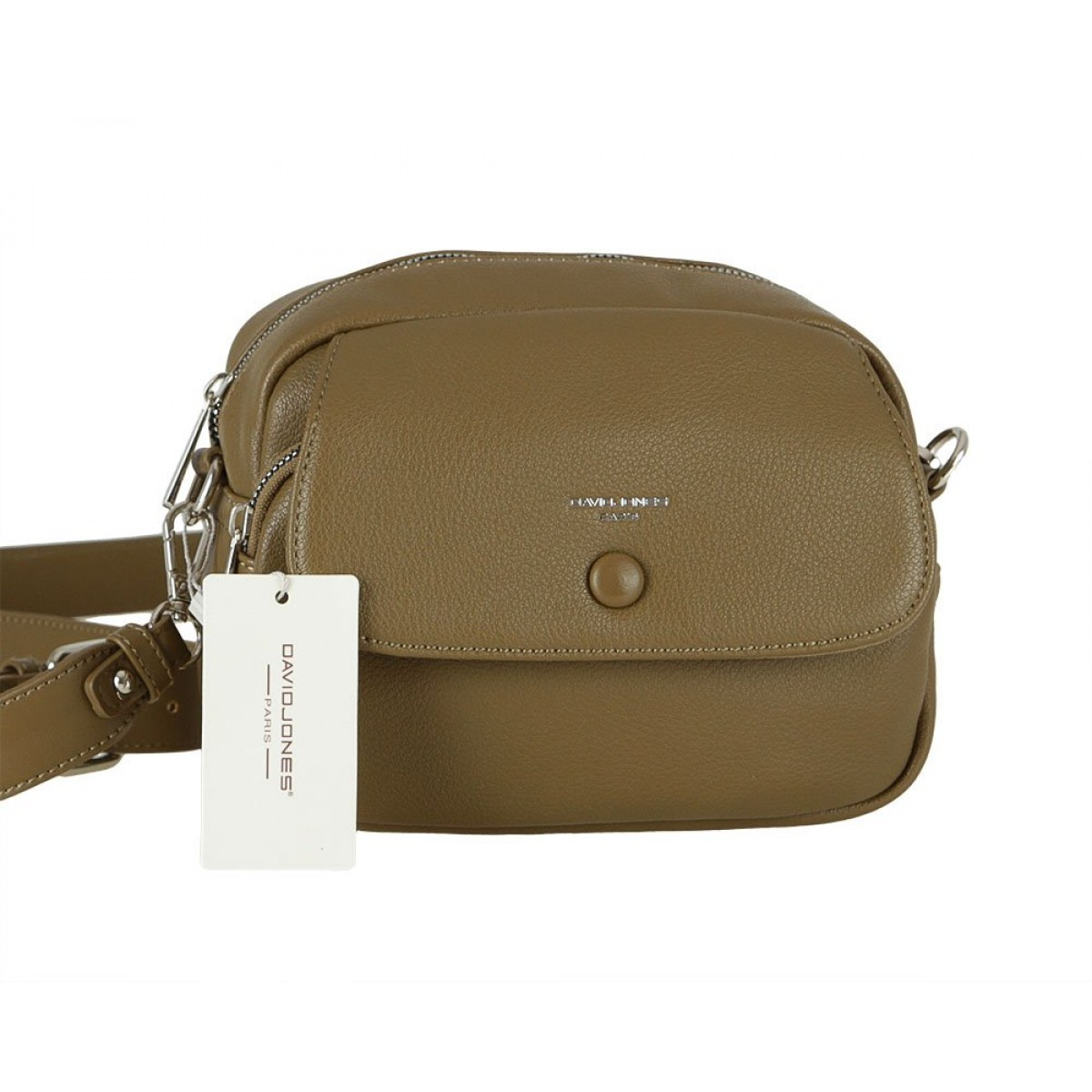 Жіноча сумка David Jones 6428-1 VERT