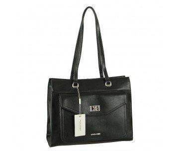 Жіноча сумка David Jones 6437-3 BLACK