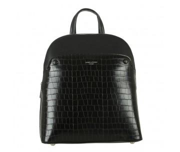 Жіночий рюкзак David Jones 6444-2 BLACK