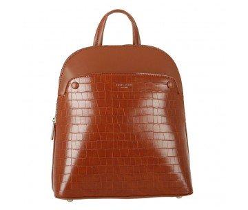Жіночий рюкзак David Jones 6444-2 BROWN