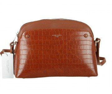 Жіноча сумка David Jones 6444-1 BROWN