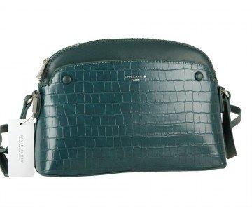Жіноча сумка David Jones 6444-1 D.GREEN