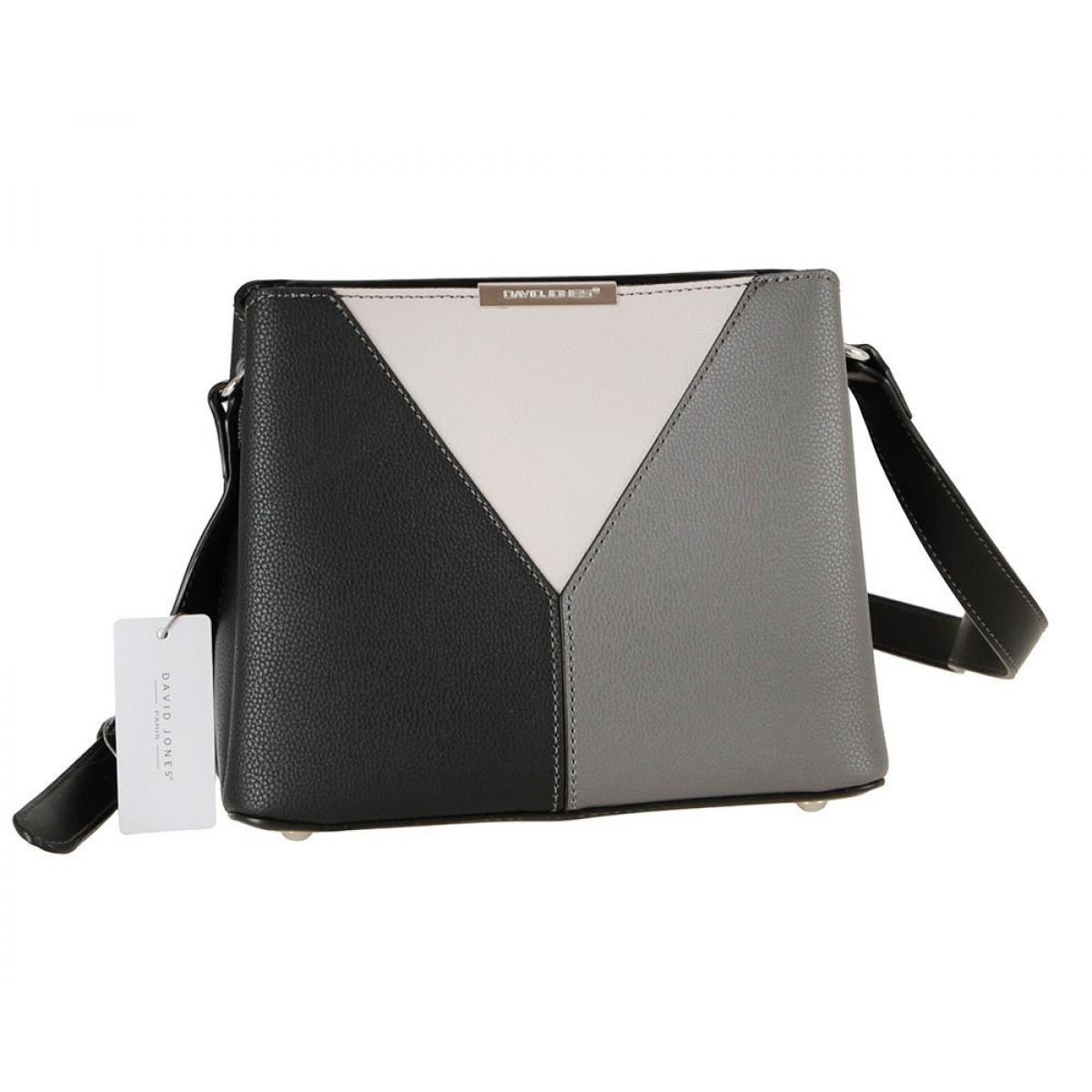 Жіноча сумка David Jones 6510-1 BLACK