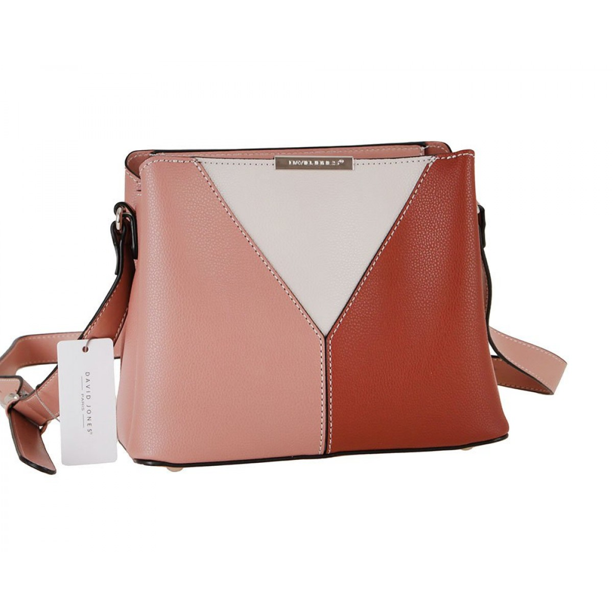 Жіноча сумка David Jones 6510-1 D.PINK