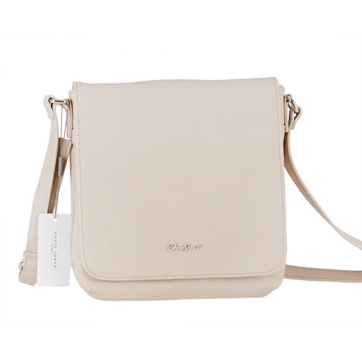 Жіноча сумка David Jones 6511-2 BEIGE