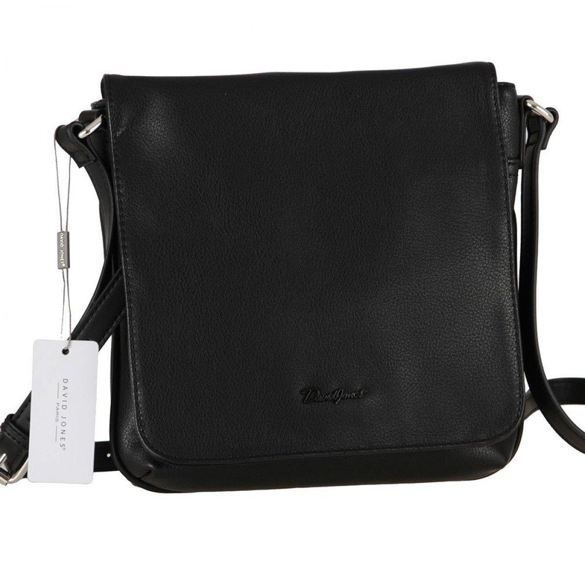 Жіноча сумка David Jones 6511-2 BLACK
