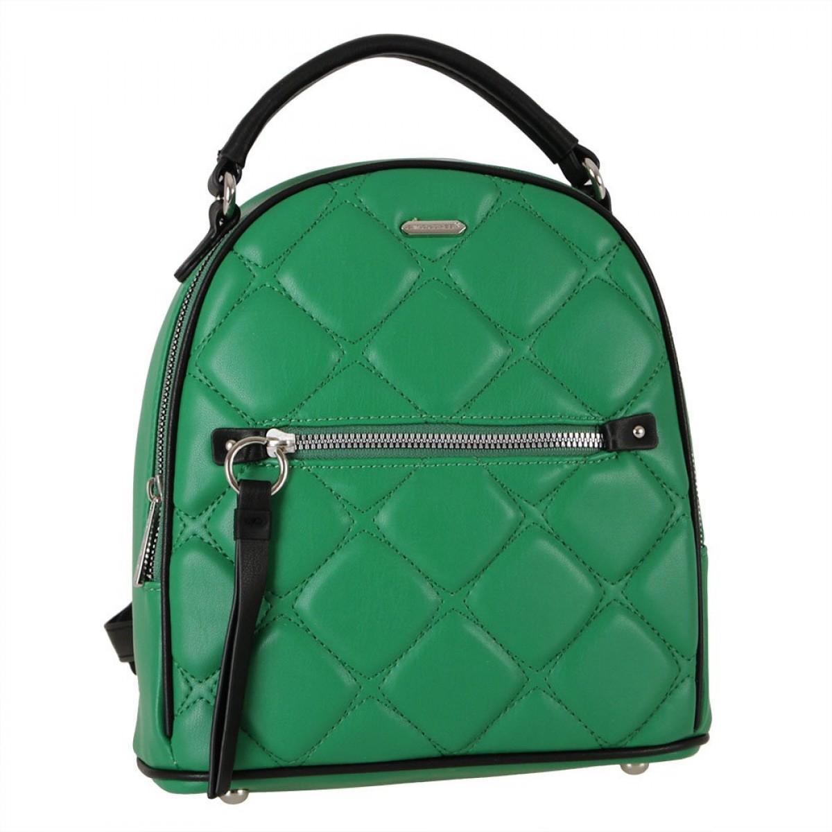 Жіночий рюкзак David Jones 6520-2 GREEN