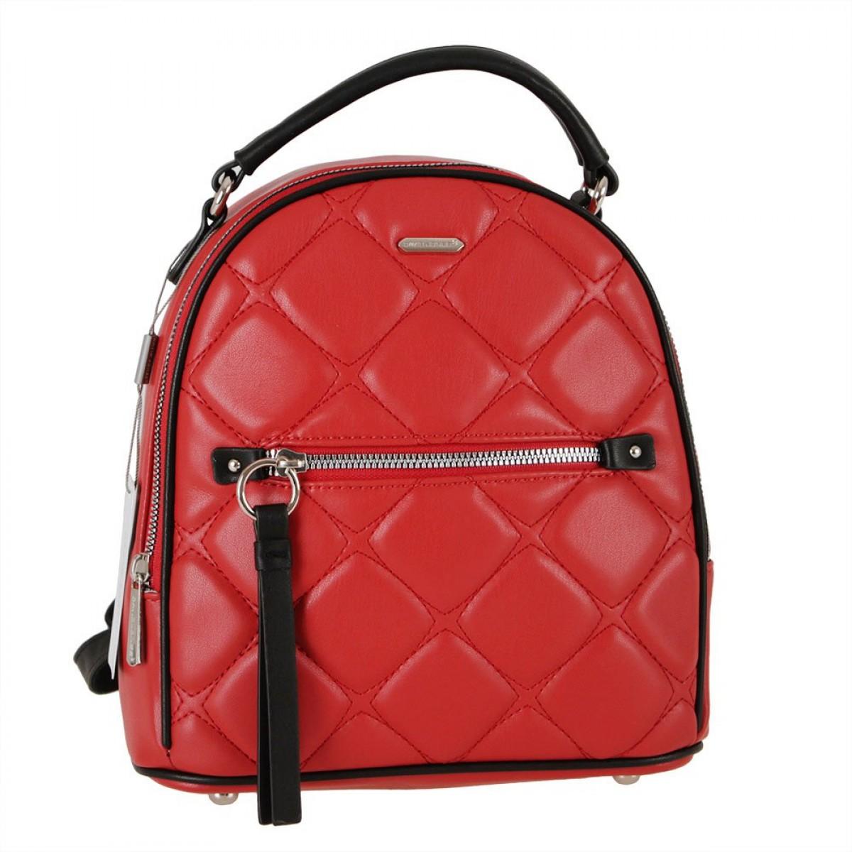 Жіночий рюкзак David Jones 6520-2 RED