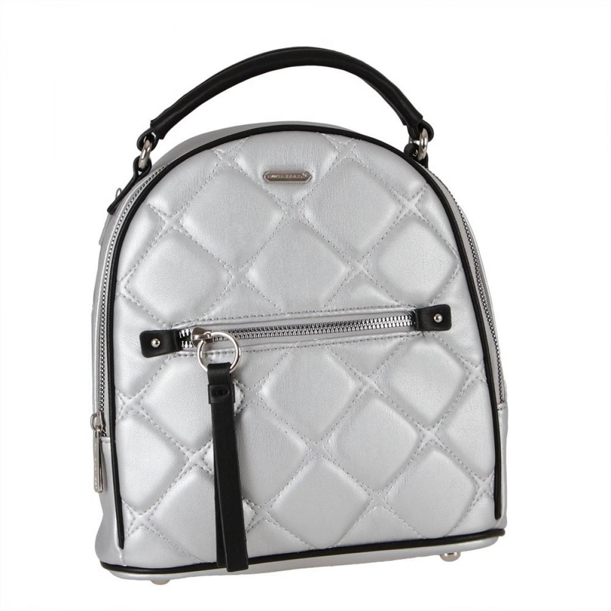 Жіночий рюкзак David Jones 6520-2 SILVER