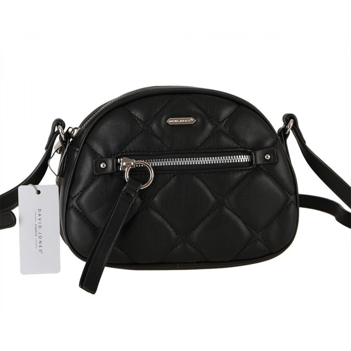 Жіноча сумка David Jones 6520-1 BLACK