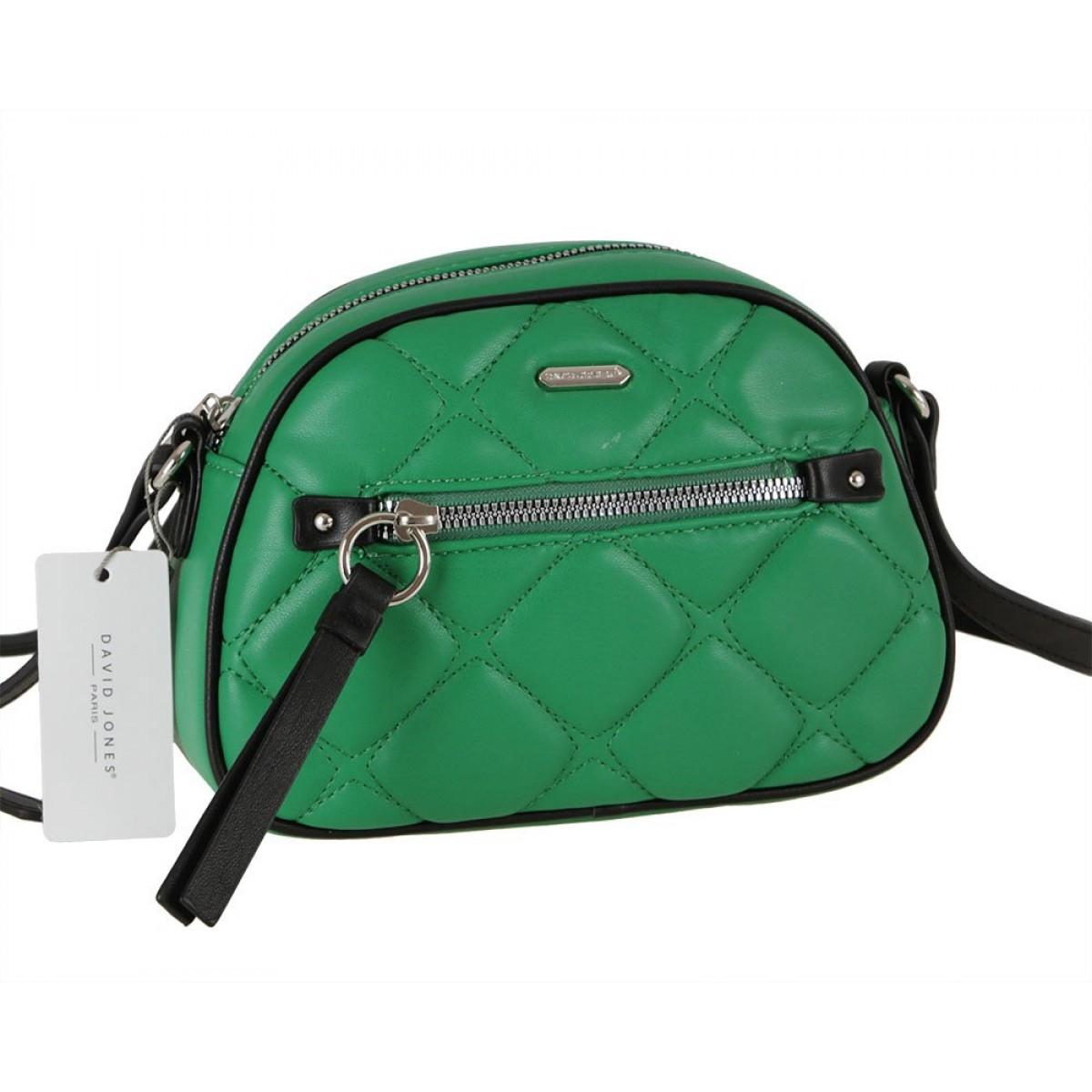 Жіноча сумка David Jones 6520-1 GREEN