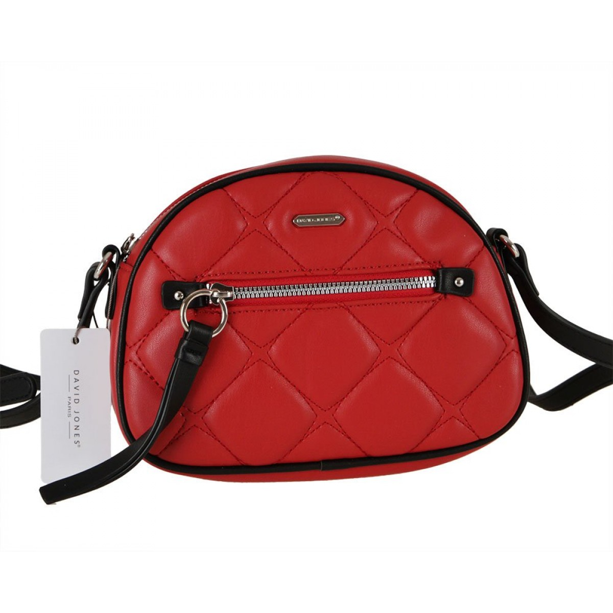 Жіноча сумка David Jones 6520-1 RED