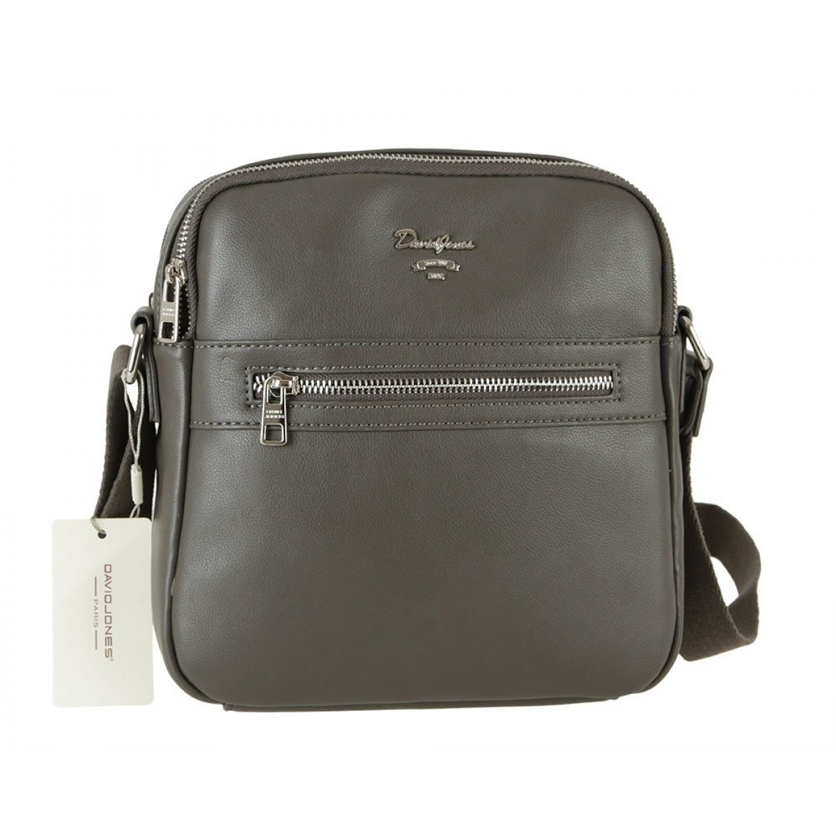 Жіноча сумка David Jones 698801 D.GREY