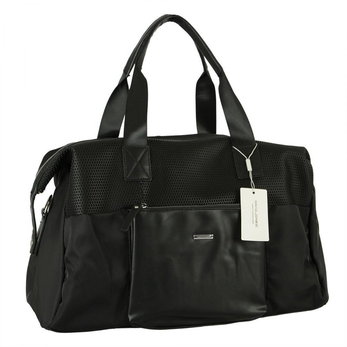 Дорожня сумка David Jones 788806 BLACK