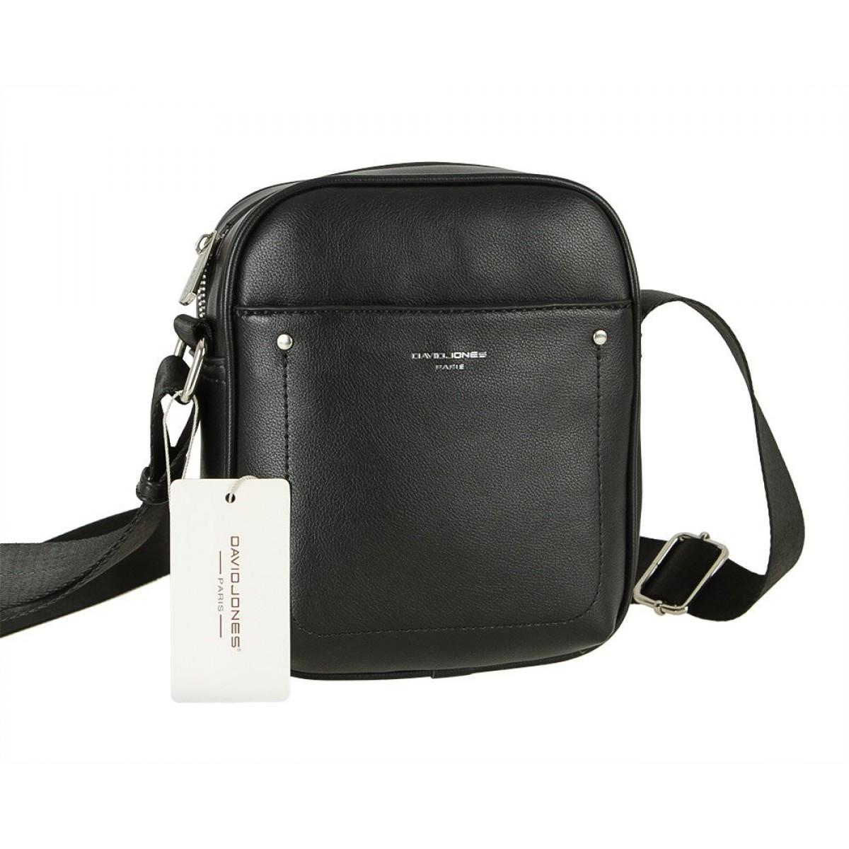 Жіноча сумка David Jones 797702 BLACK