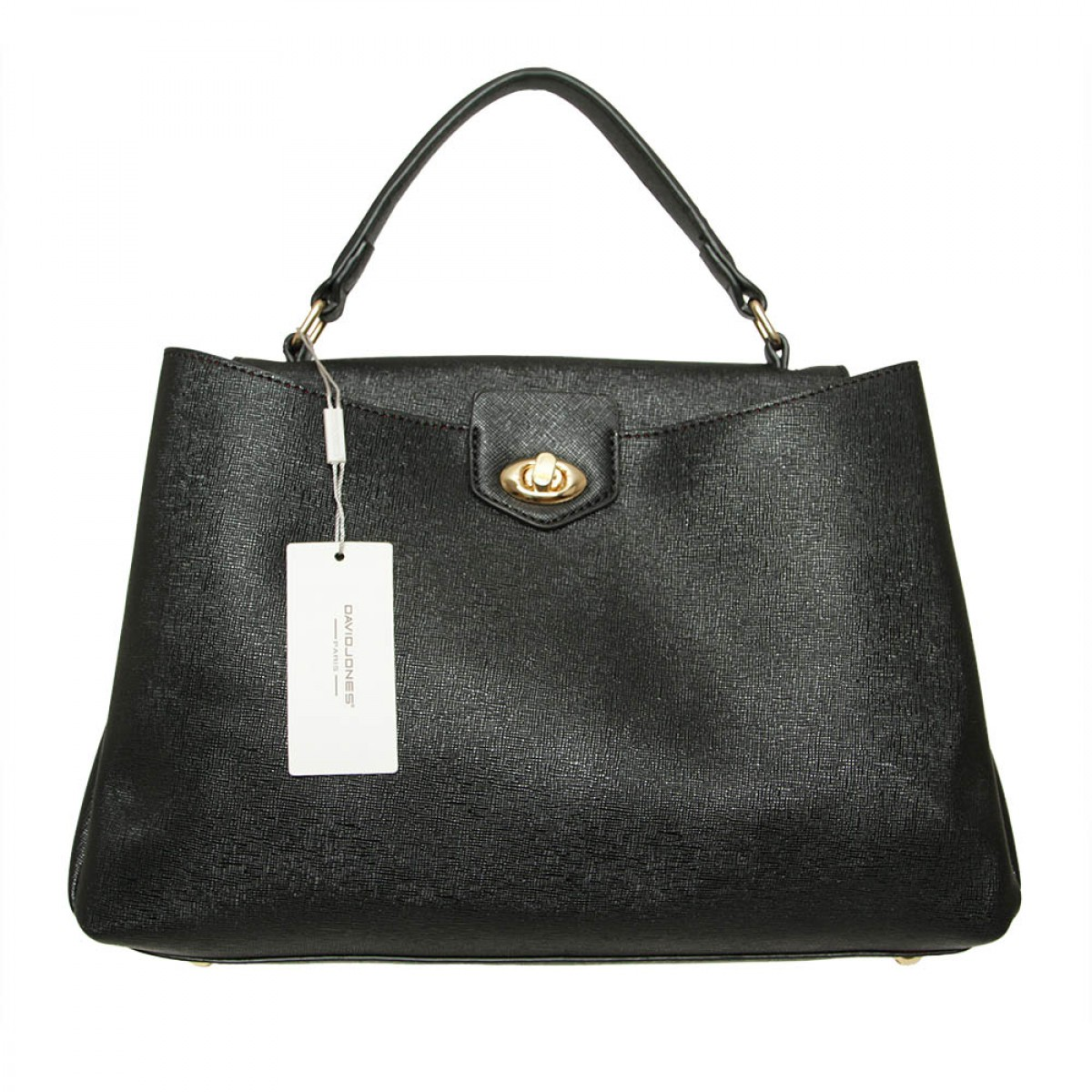 Жіноча сумка David Jones  CM 3249 Black