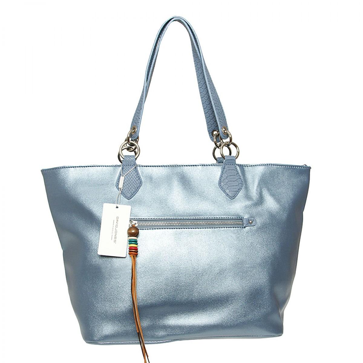 Жіноча сумка David Jones CM 3334 Blue