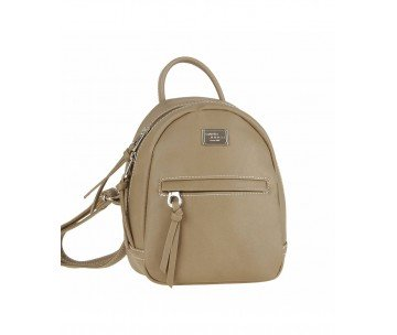 Рюкзак David Jones CM3391A TAUPE