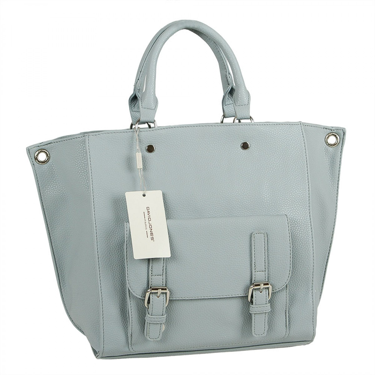 Жіноча сумка David Jones CM3428 LIGHT BLUE