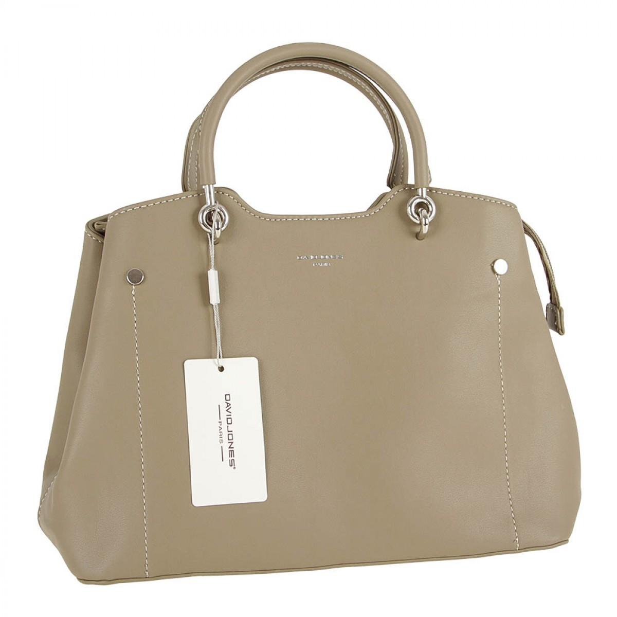 Жіноча сумка David Jones CM3571 KHAKI